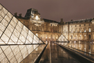 Louvre by Night II by Markus Lange