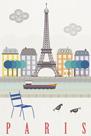 Paris by Sophie Ledesma