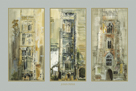 Three Suffolk Towers by John Piper