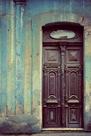 Puerta II by Irene Suchocki