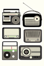 Radios by Nadia Taylor