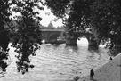 Paris, Pont Neuf by Jules Dortes