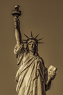 New York's Lady by Alan Copson