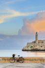 Havana Lighthouse by Alan Copson