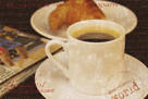 Coffee Morning I by Teo Tarras