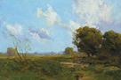 Late Afternoon by Julian Onderdonk