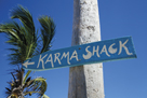 Karma Shack by Andrew Geiger