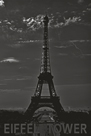 Eiffel Tower by John Harper
