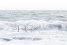 Shoreline Awash by Mikael Svensson