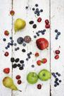 Harvest Fruits I by James Guilliam