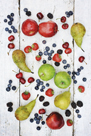Harvest Fruits II by James Guilliam