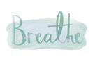 Contemplation - Breathe by Sasha Blake