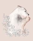 Blossom Bear by Salla Tervonen