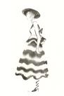 Couture Noir - Crepe by Deborah Pearce