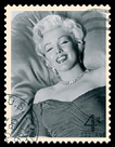 Movie Stamp V by The Vintage Collection