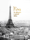 Forever Paris by Irene Suchocki