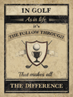 Athletic Wisdom - Follow by The Vintage Collection