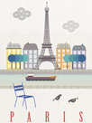 Paris by Sophie Ledesma