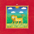 Lions by Linda Edwards