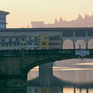 Ponte Vecchio - Detail II by Bill Philip