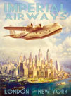 Imperial Airways by The Vintage Collection