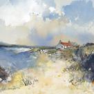 Coastal Retreat by Ken Hurd