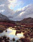 Mountain Mirror by Elizabeth Halstead