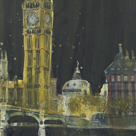 From the River - London by Susan Brown
