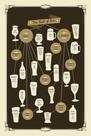 Vintage Beers by Clara Wells