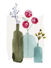 Three Vases by Kelly Ventura