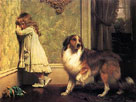 A Special Pleader by Charles Burton Barber