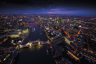 Sky View London II by Jason Hawkes