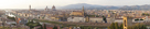Florence View Panorama by Peter Adams