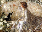 Hydrangeas by Philip Wilson Steer