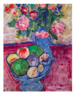 The Blue Vase by Alexei Jawlensky