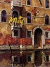 Venetian Veranda by Lucio Sollazzi