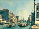 The Grand Canal, Venice by Antonio Canaletto