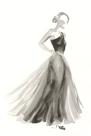 Couture Noir - Organza by Deborah Pearce