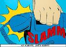 Slamm! by Deborah Azzopardi