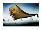 Sleep by Salvador Dali