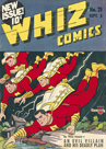 20th Century Comic Poster II by The Vintage Collection