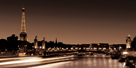 Ombre Skyline I by Joseph Eta