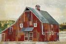 Barn Silo - Midland by Mark Chandon
