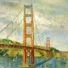 Golden Gate by Longo