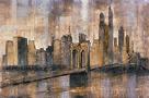 Manhattan Crossing I by Augustine