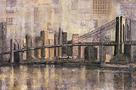 Manhattan Crossing II by Augustine