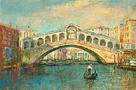 Rialto Bridge by Longo