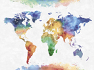 Colour Earth by Tania Bello
