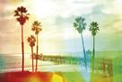 California Cool - Beach by Chuck Brody