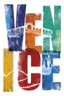 Colour Stamp - Venice by Tania Bello